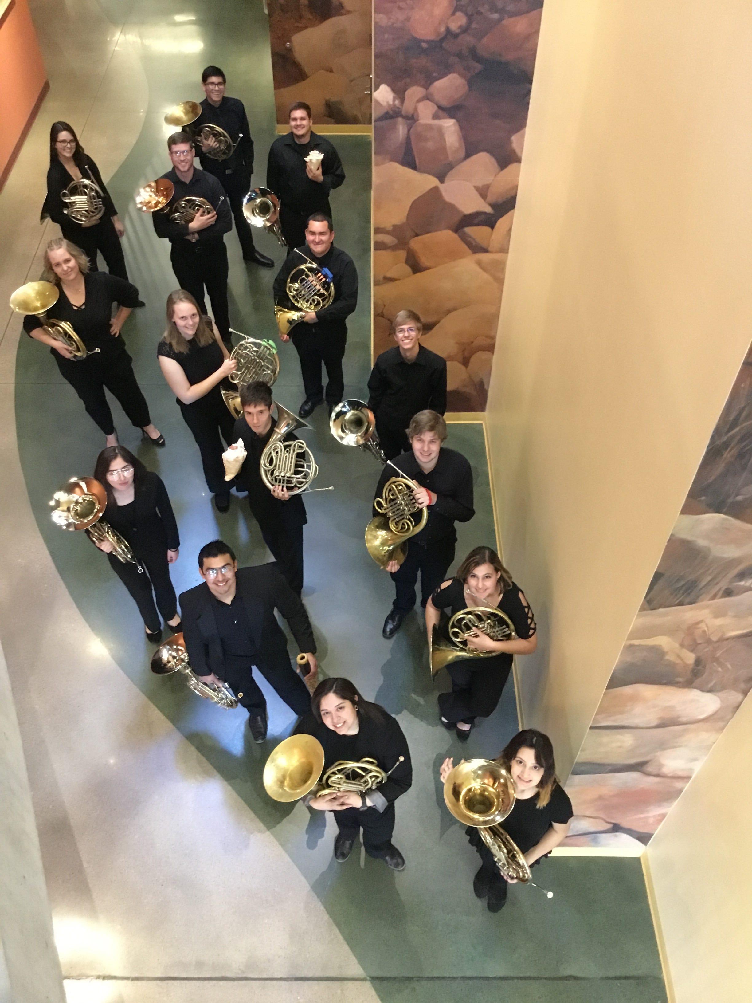 NMSU Horn Choir presents annual spring concert | Las Cruces Sun