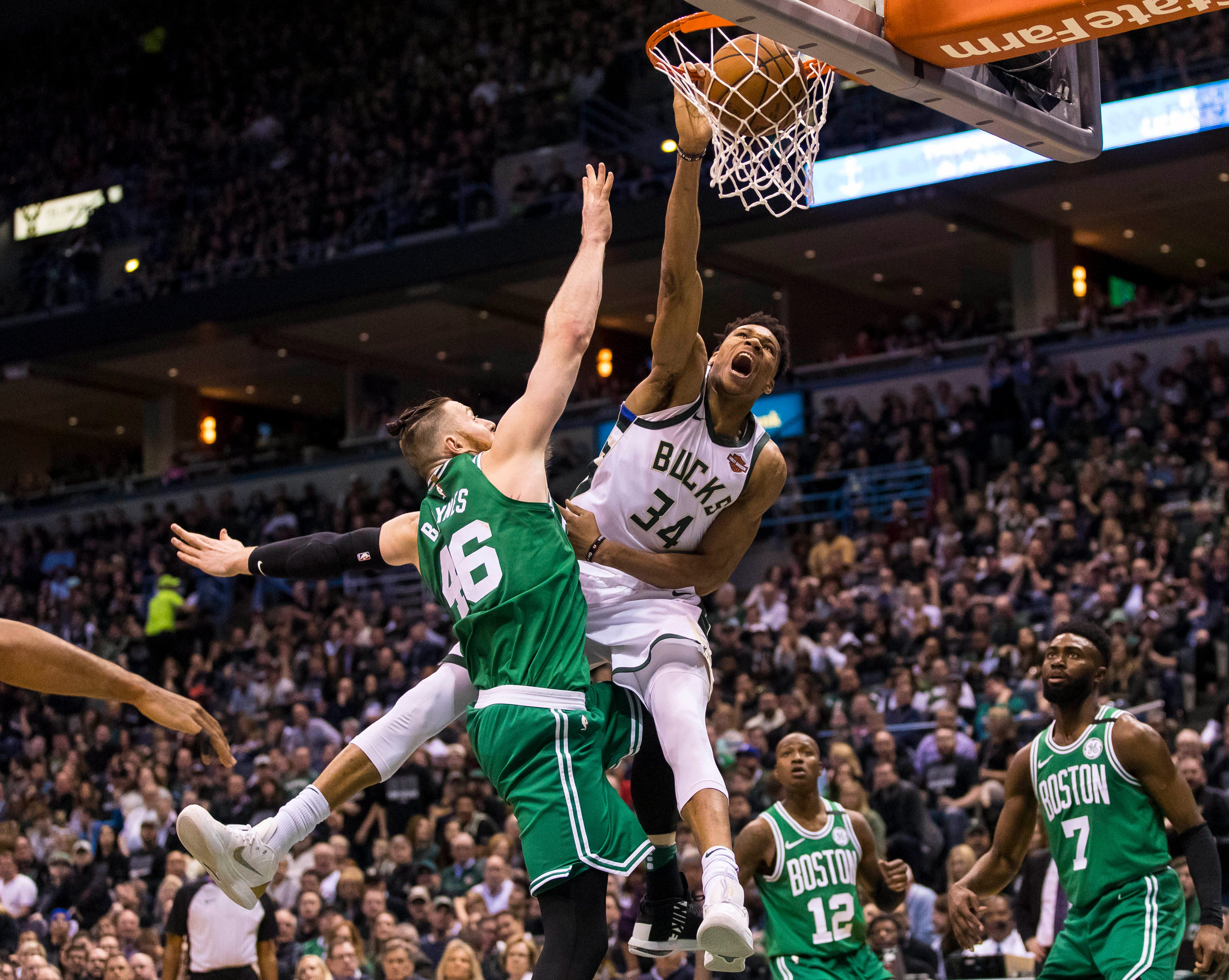 Five reasons the Bucks are brewing a rare 7-2 seed upset over the Celtics