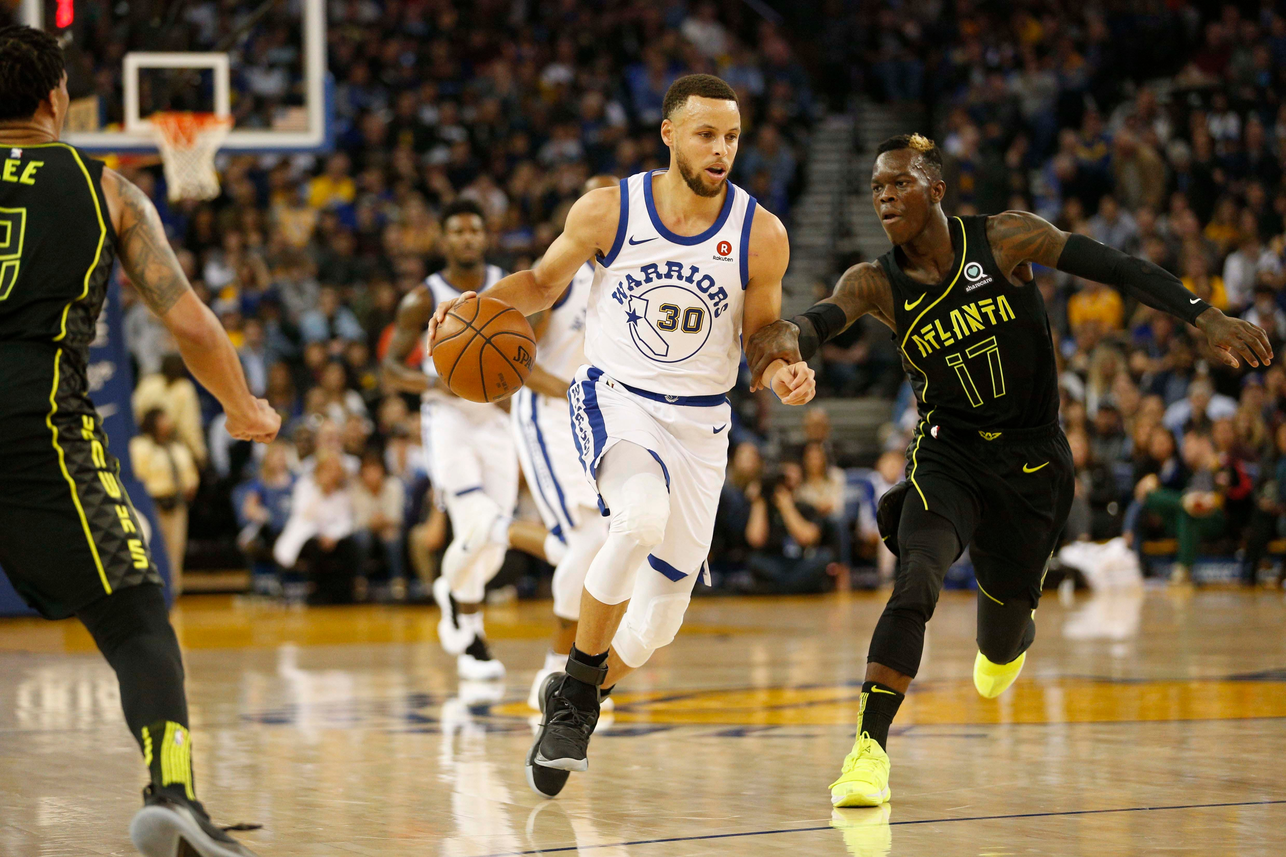 Warriors' Steph Curry latest NBA star to join media landscape with Sony deal