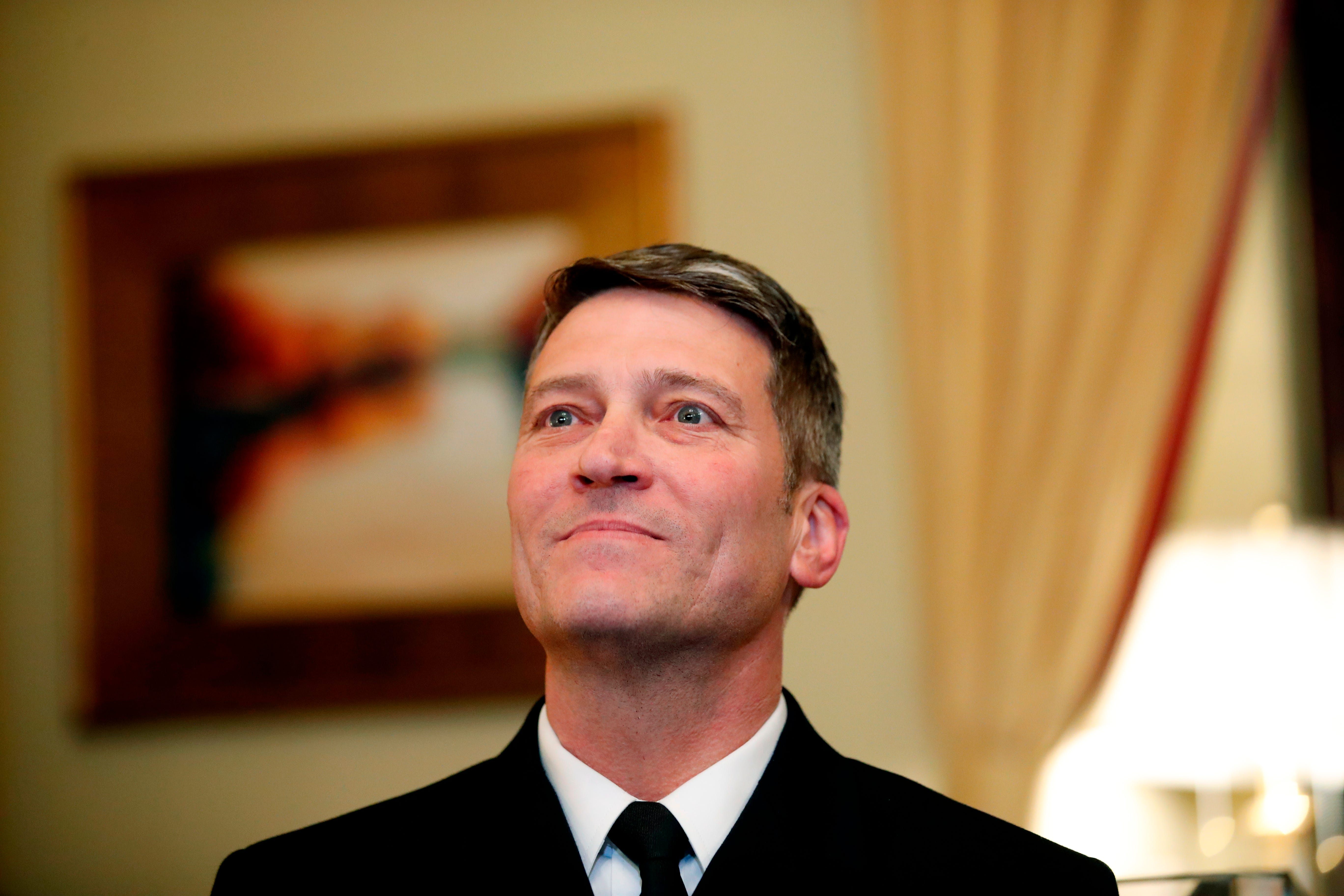 VA nominee Ronny Jackson in jeopardy as Senate delays hearing amid 'serious allegations'