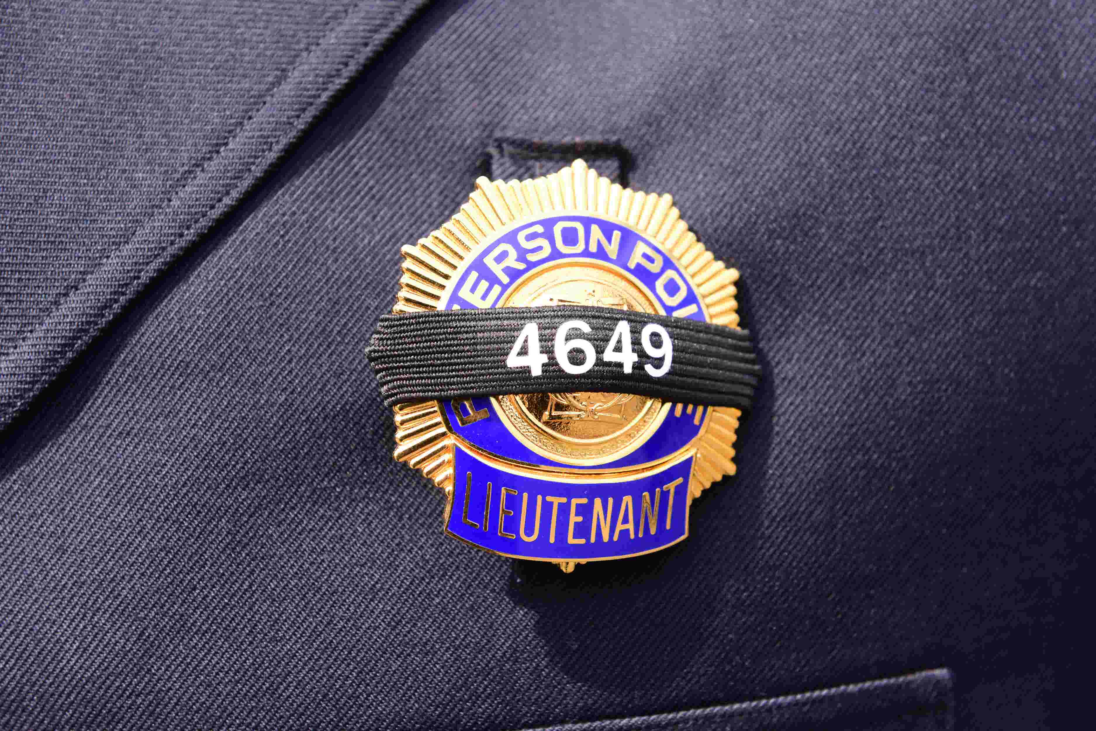 Officers From All Over North Jersey Mourn Paterson Officer Tamby Yagan