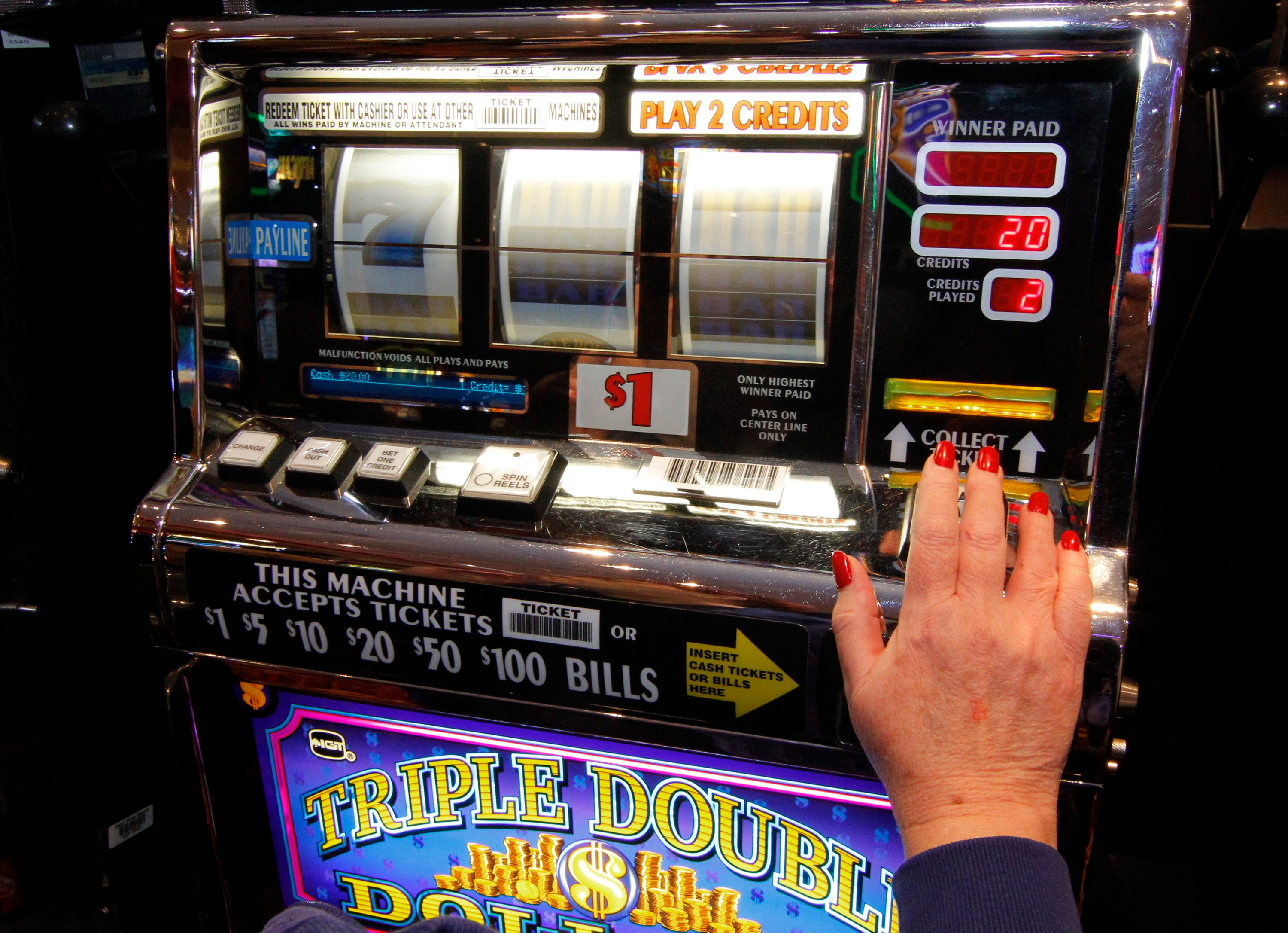 Mississippi fourth most gambling-addicted state, study says   Clarion Ledger