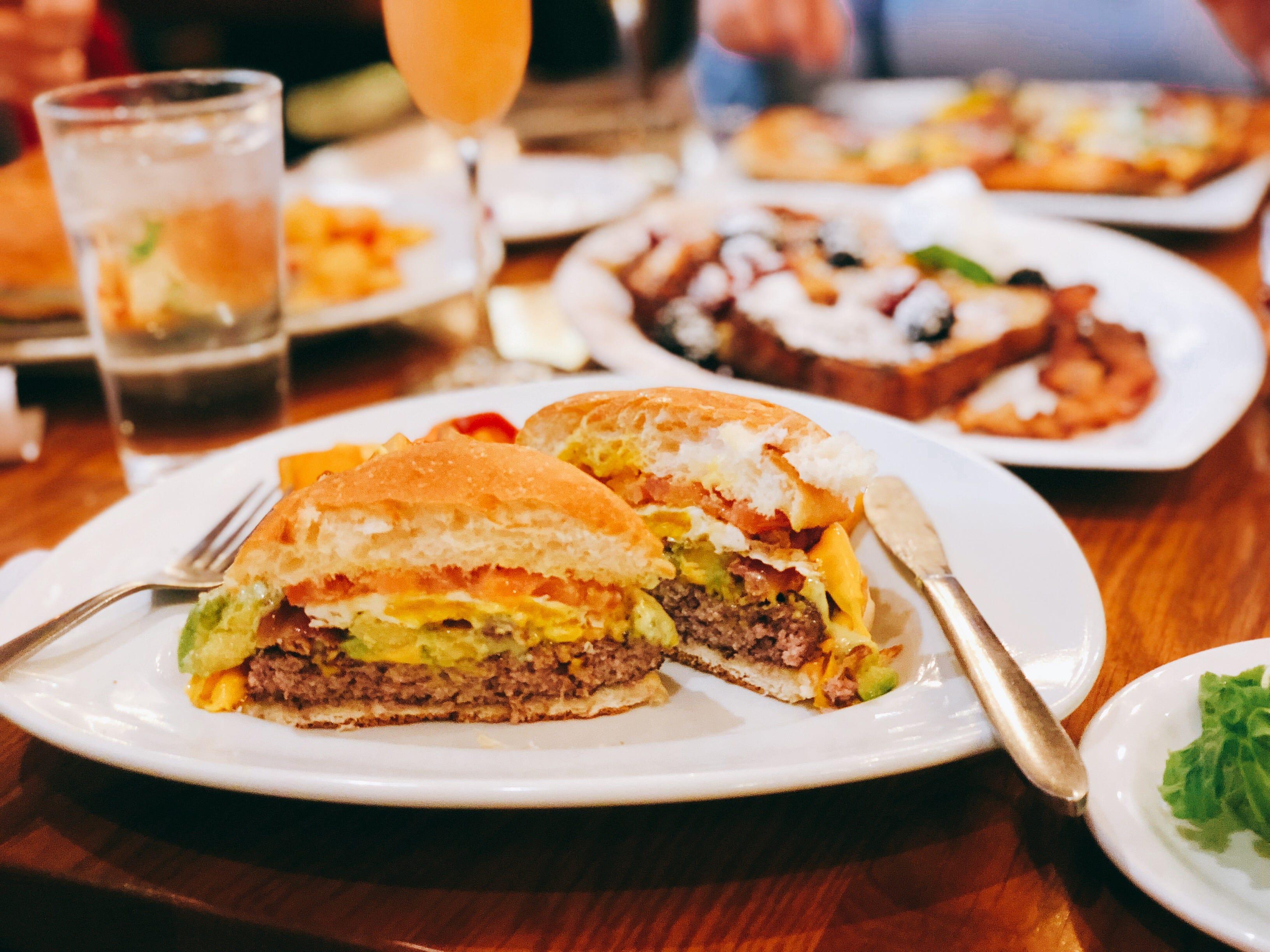 4 Gramm Burger