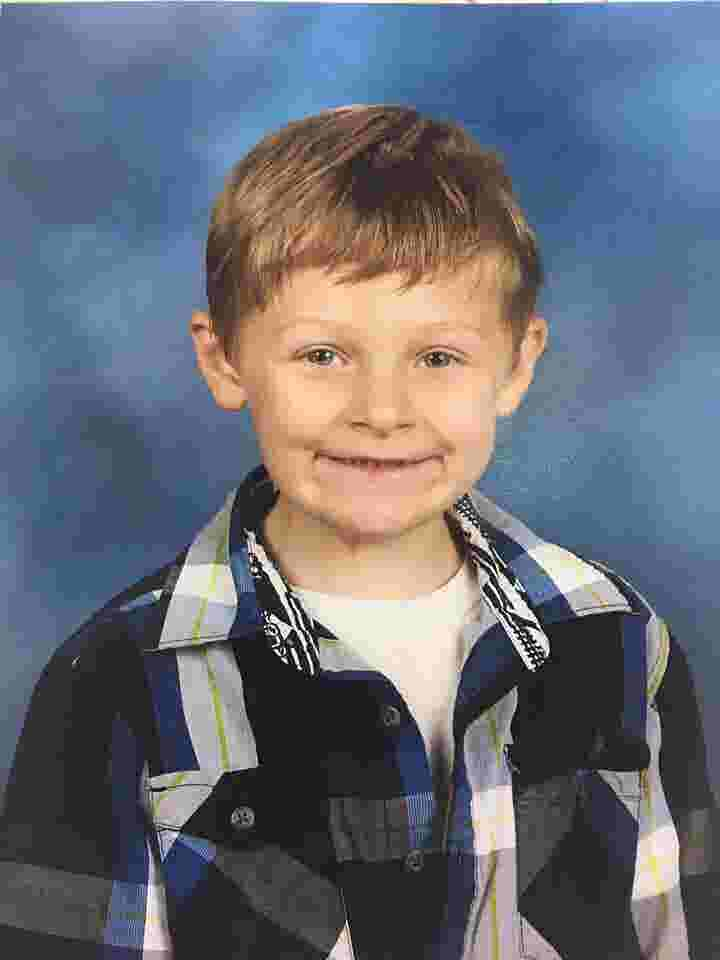Missing 6 Year Old Blount County Boy Found