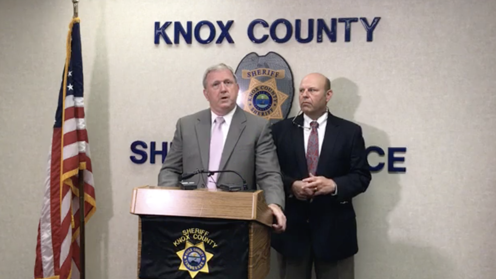 KCSO holds presser to discuss Monday night's fatal W  Knox shooting