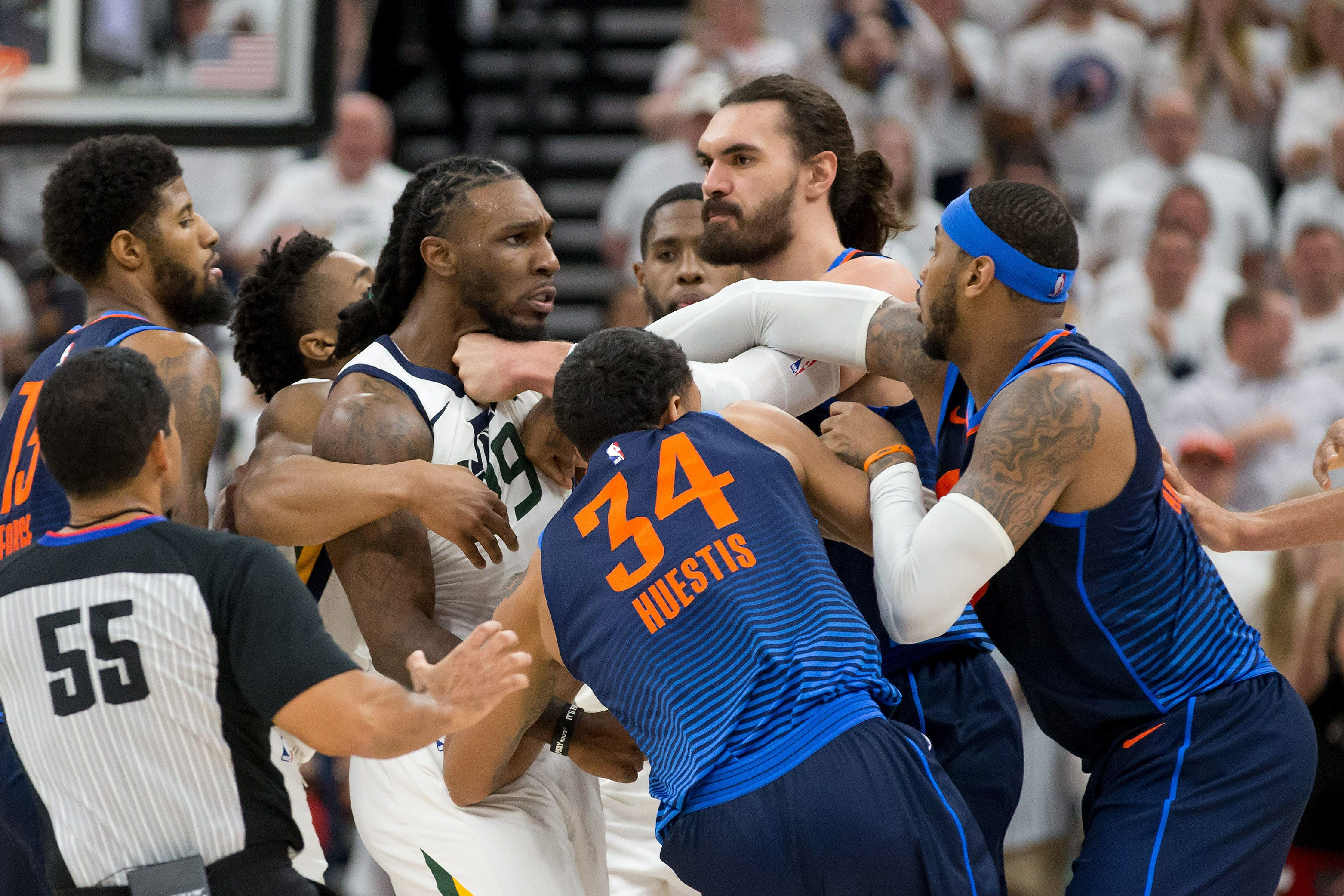 Three reasons the Jazz have Thunder on the brink of elimination after Game 4 win