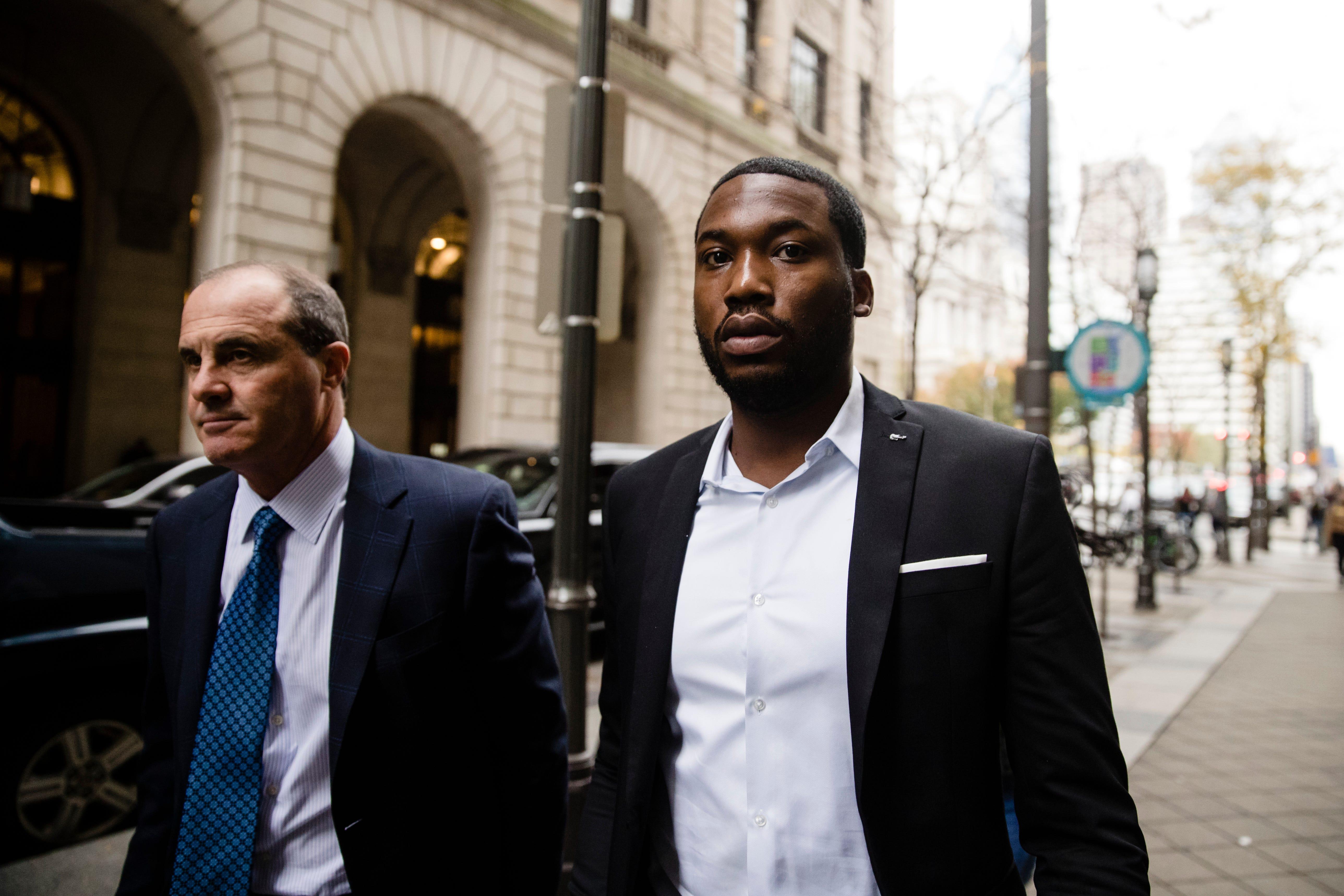 Court orders judge to free rapper Meek Mill on bail   Delaware Online