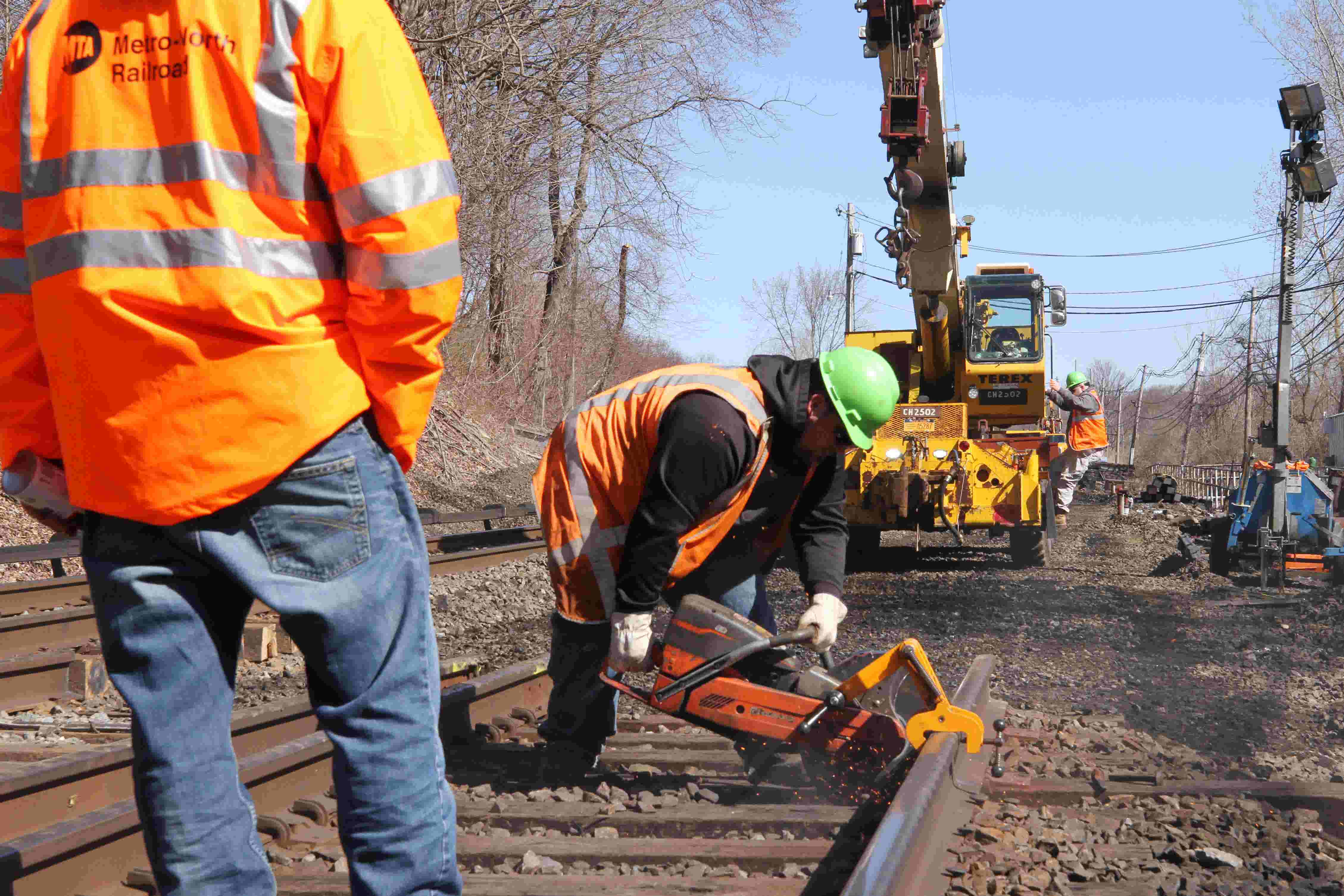 Commuters react to Metro-North track workers' immense overtime earnings