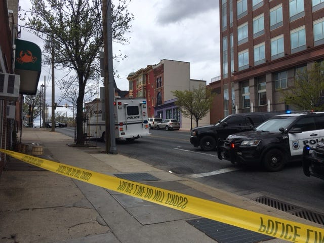 Suspicious package has downtown Wilmington street closed   Delaware Online
