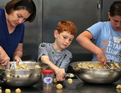Orthodox church rolls out the dough for Greek festival