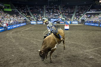 Here are five competitors to watch at this week's Rodeo Corpus Christi at the American Bank Center.