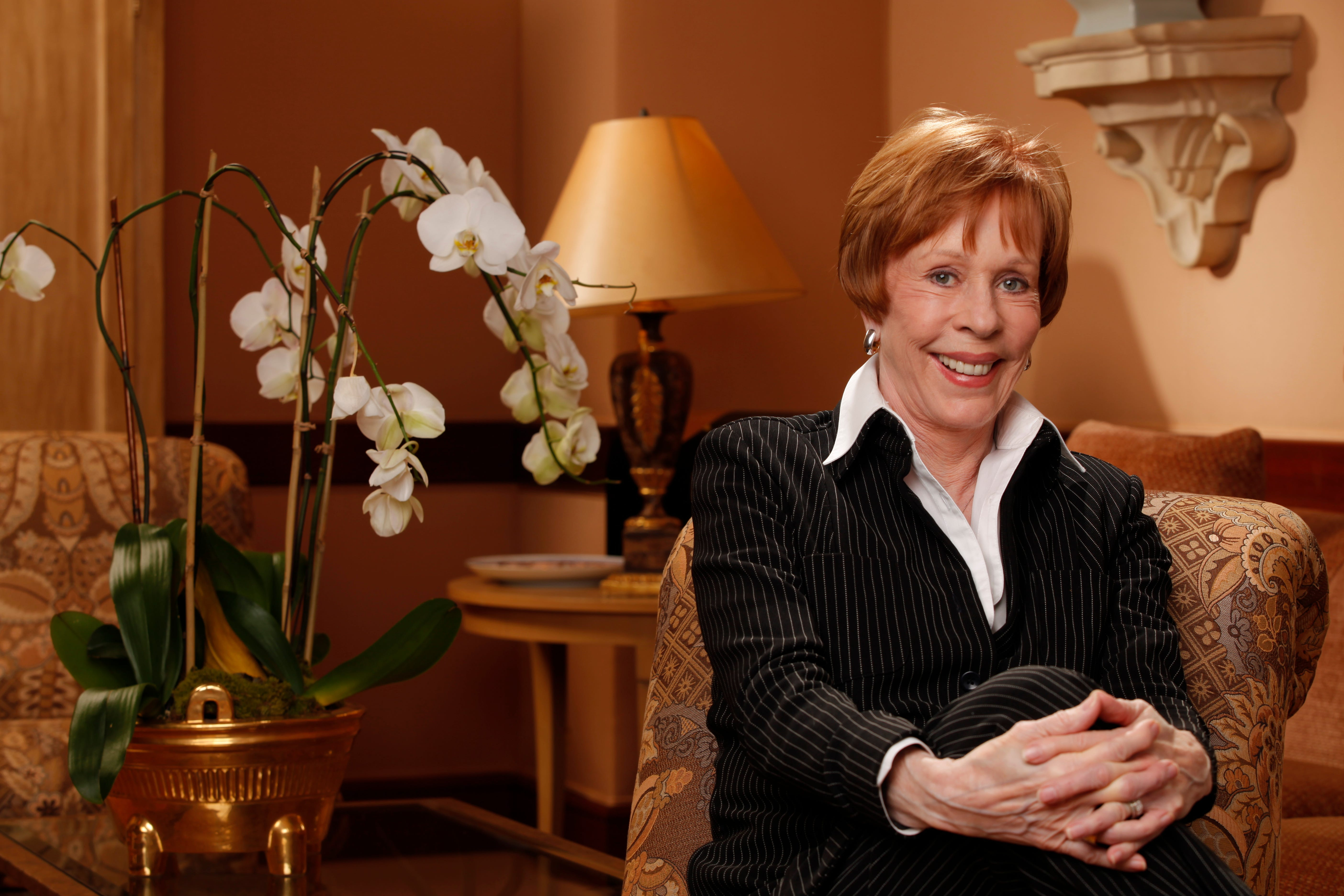 Carol Burnett talks about what's funny now – and what's not