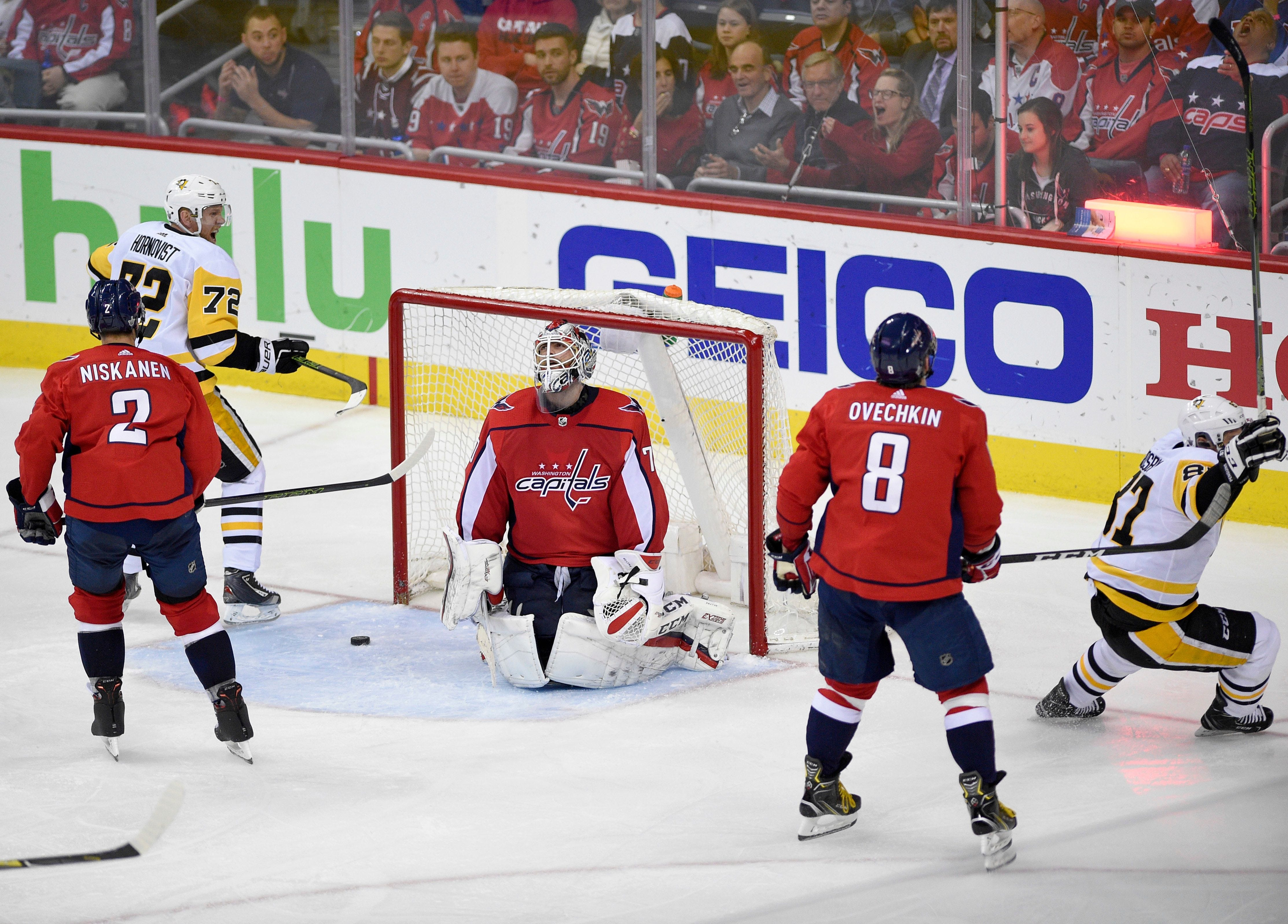 Capitals believe they can rebound from 'kick in the stomach'