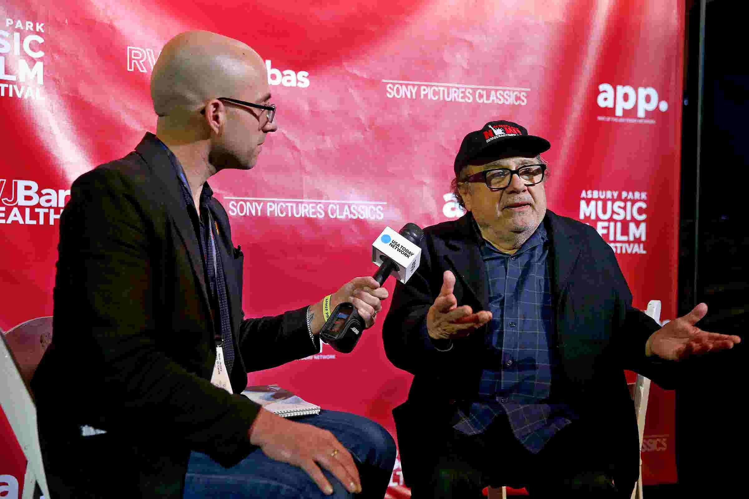 APMFF: Danny DeVito Day in Asbury Park
