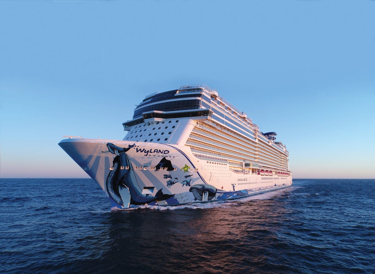 Norwegian Bliss: Five things to love about giant new cruise ship