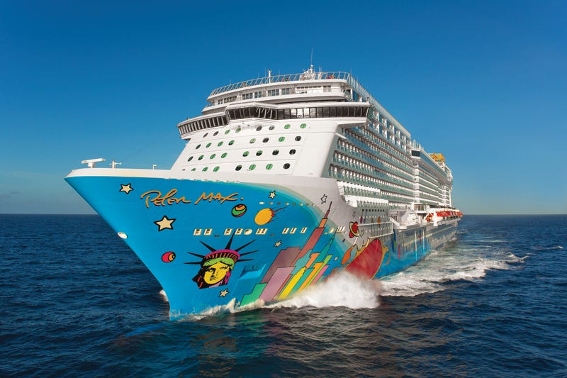 With arrival of Norwegian Breakaway, New Orleans gets it biggest cruise ship ever | USA Today