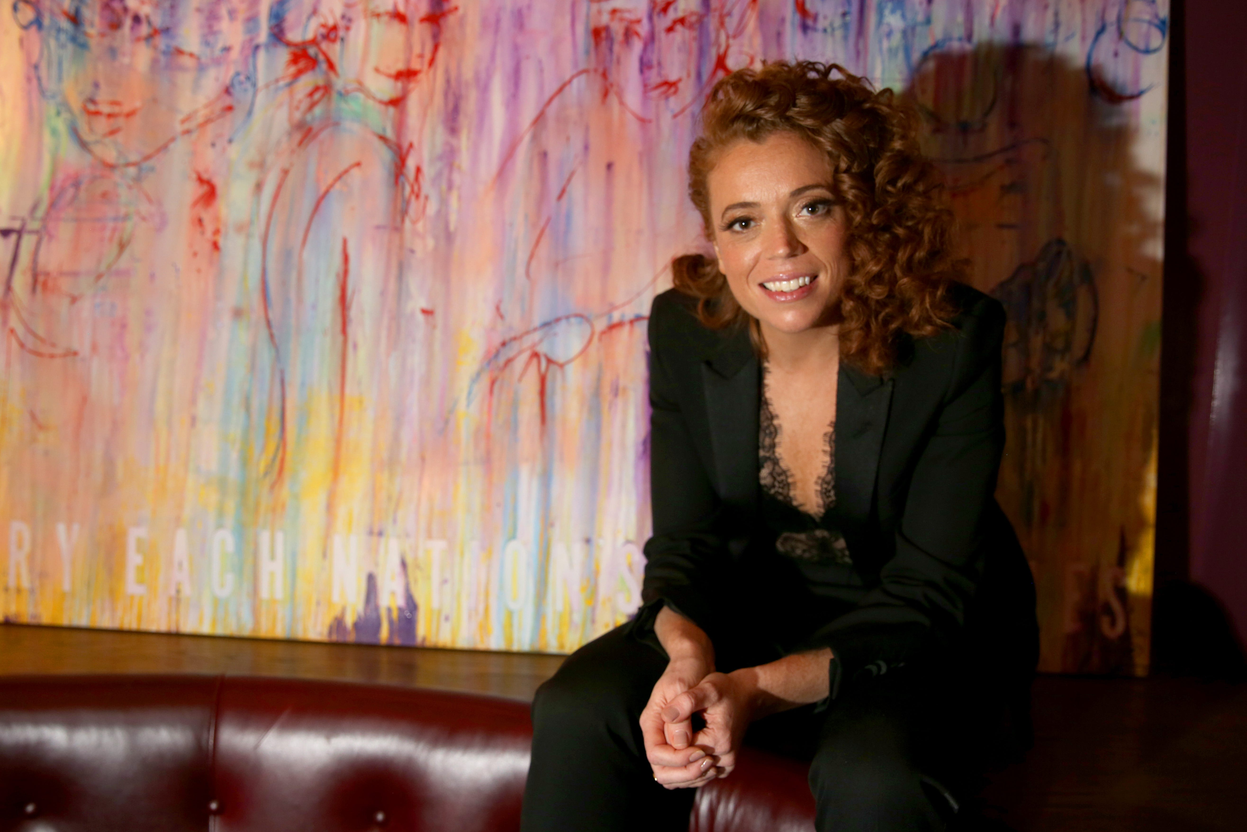 Michelle Wolf talks love, social issues and the White House Correspondents Dinner