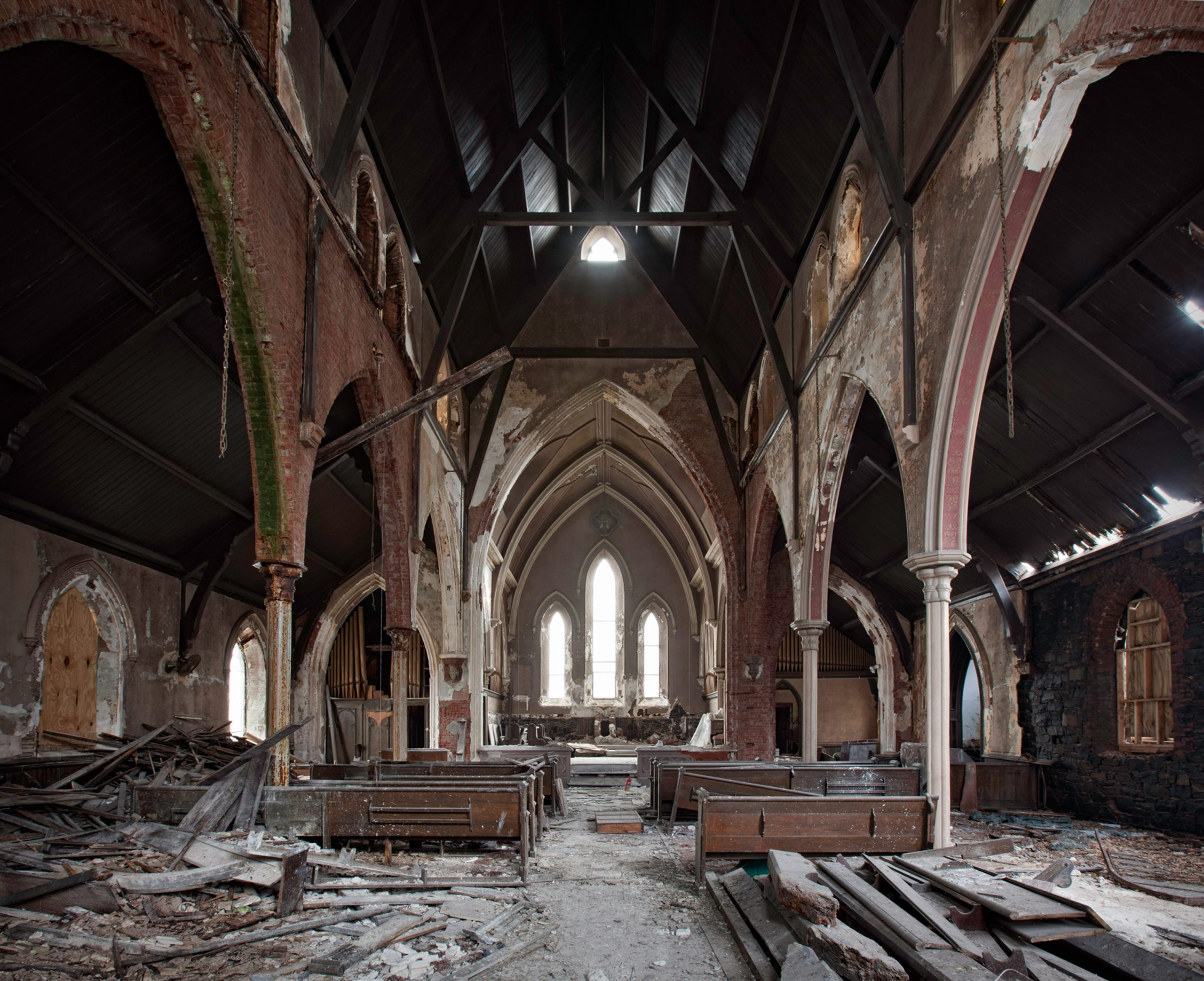 Abandoned America: Churches in states of decay
