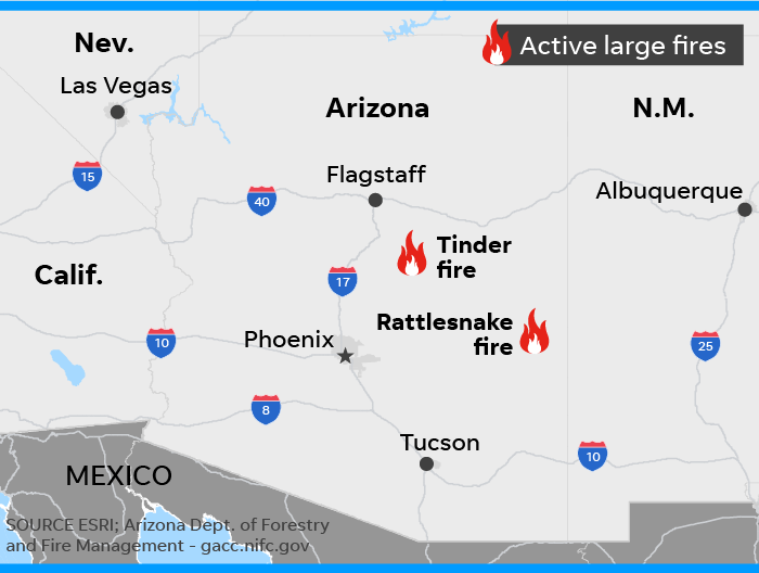 Wildfire in Arizona grows to 13.5 square miles, burns buildings in on fires alaska map, fires washington map, fires montana map, fires california map, fires texas map, fires in canada, fires colorado map, fires wyoming map, fires oregon map, fires canada map, fires idaho map, fires in alaska,