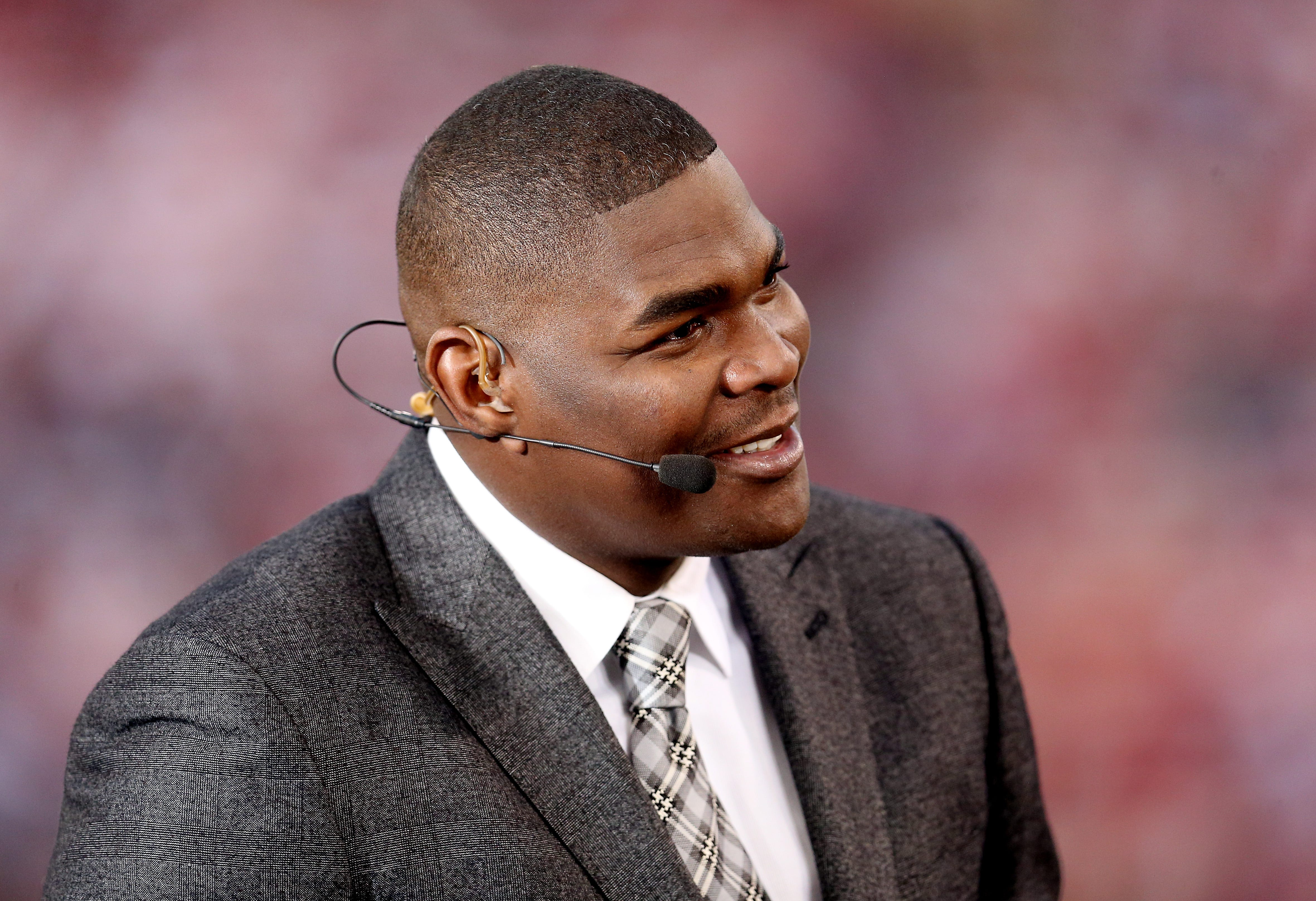 Keyshawn Johnson believes he could fill Max Kellerman's role on 'First Take'