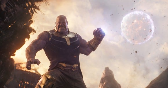 'Avengers Endgame' fans: Google 'Thanos' and click the gauntlet for a fun surprise