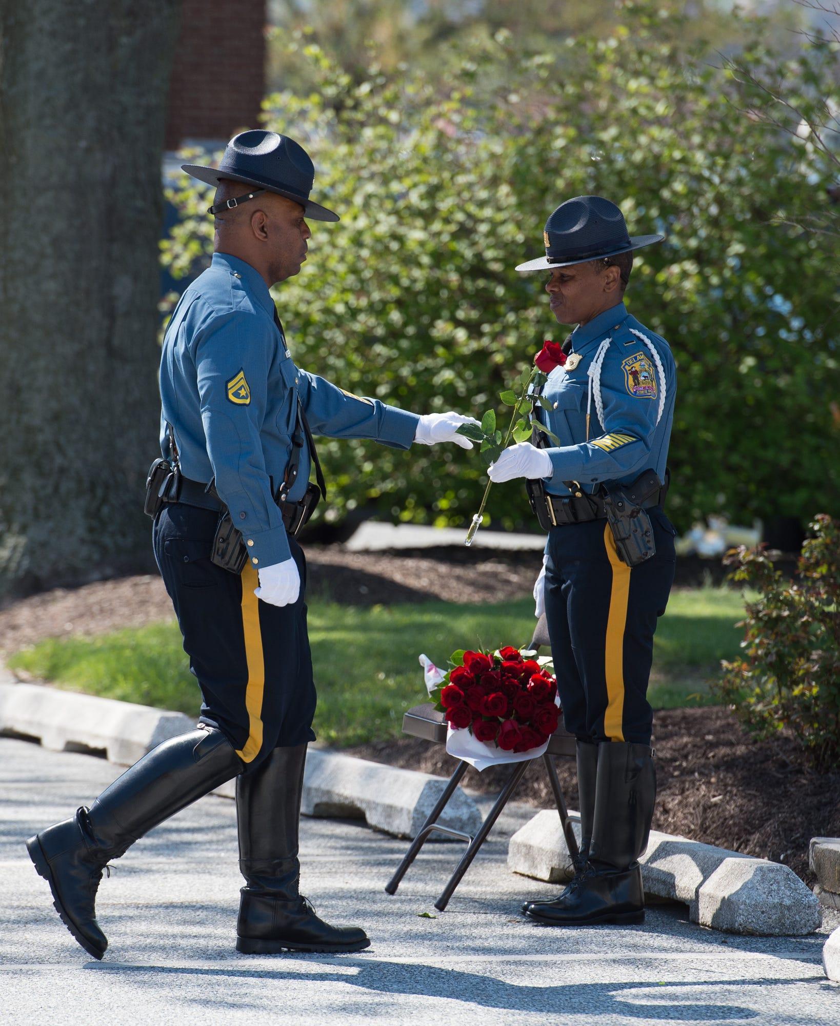 WIL Police Memorials JM21