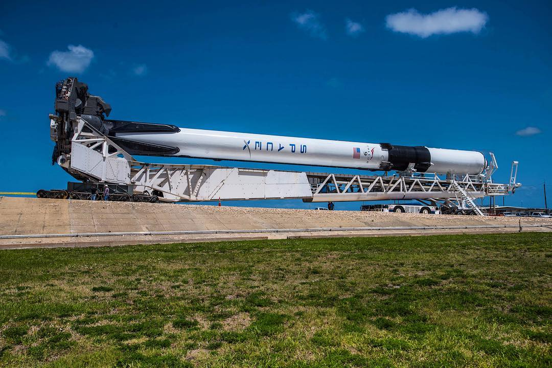 SpaceX's next-gen 'Block 5' Falcon 9 ready to pave the way for company's future