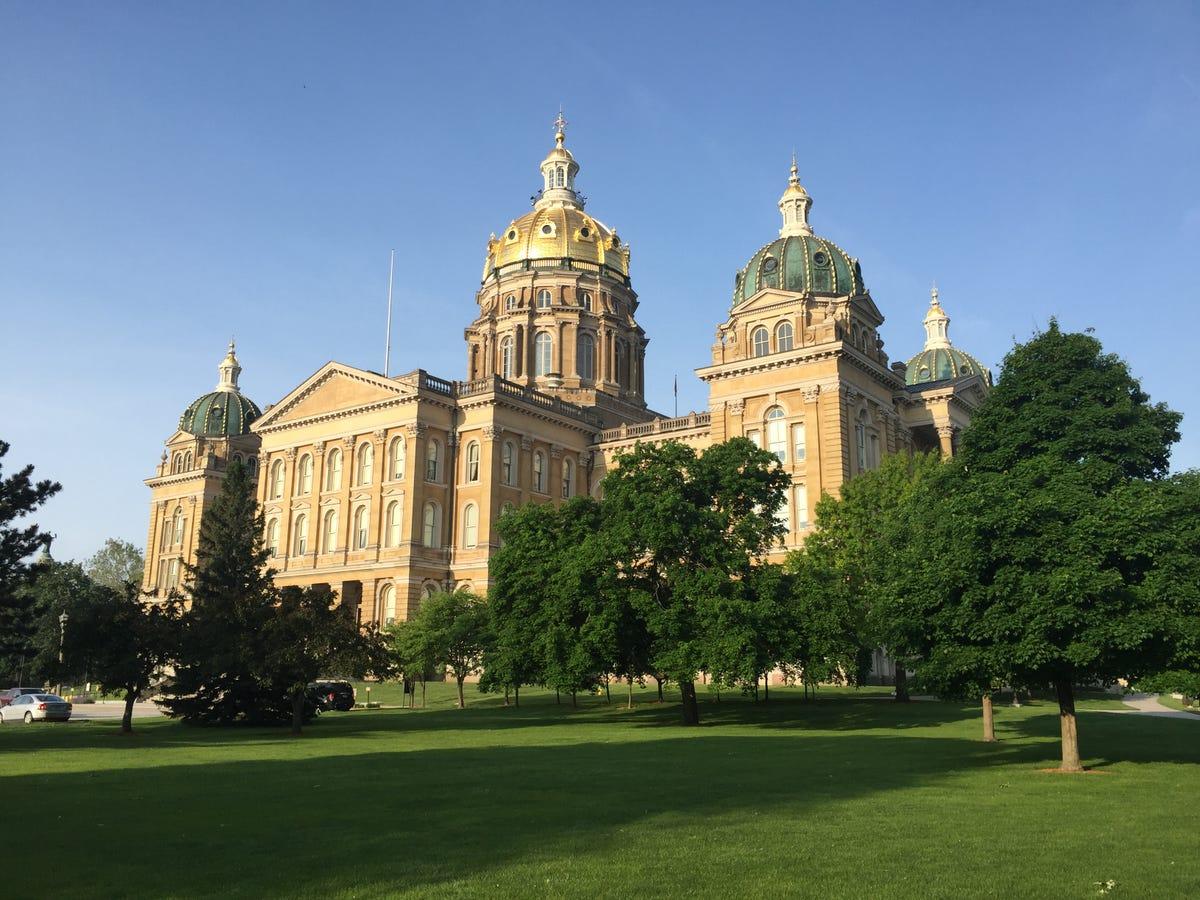 New Iowa laws: Bans on 'sanctuary cities,' prison drones