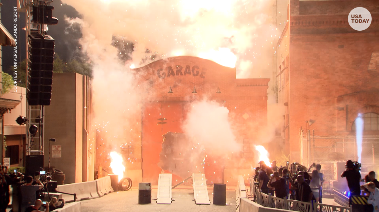 Fast Furious Supercharged At Universal Orlando Reviewed