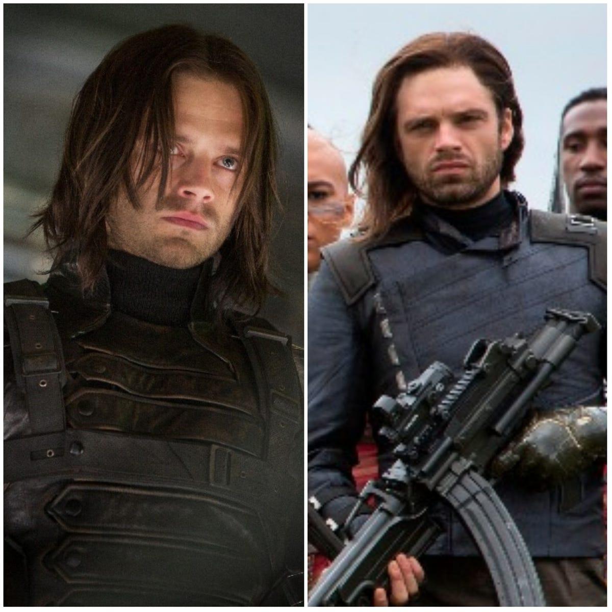Infinity War': Ranking the Avengers' new hair