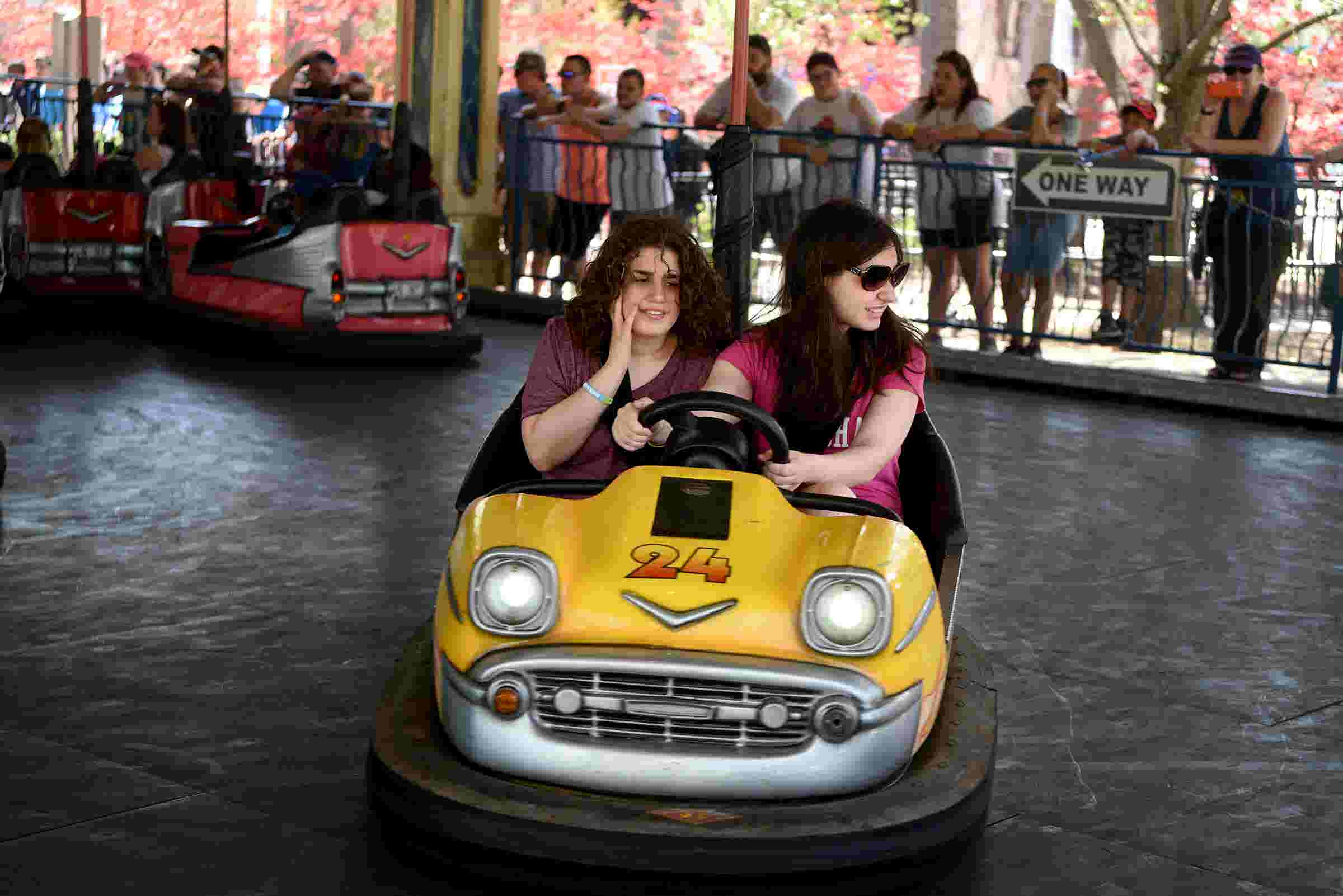 Autism Day at Six Flags Great Adventure