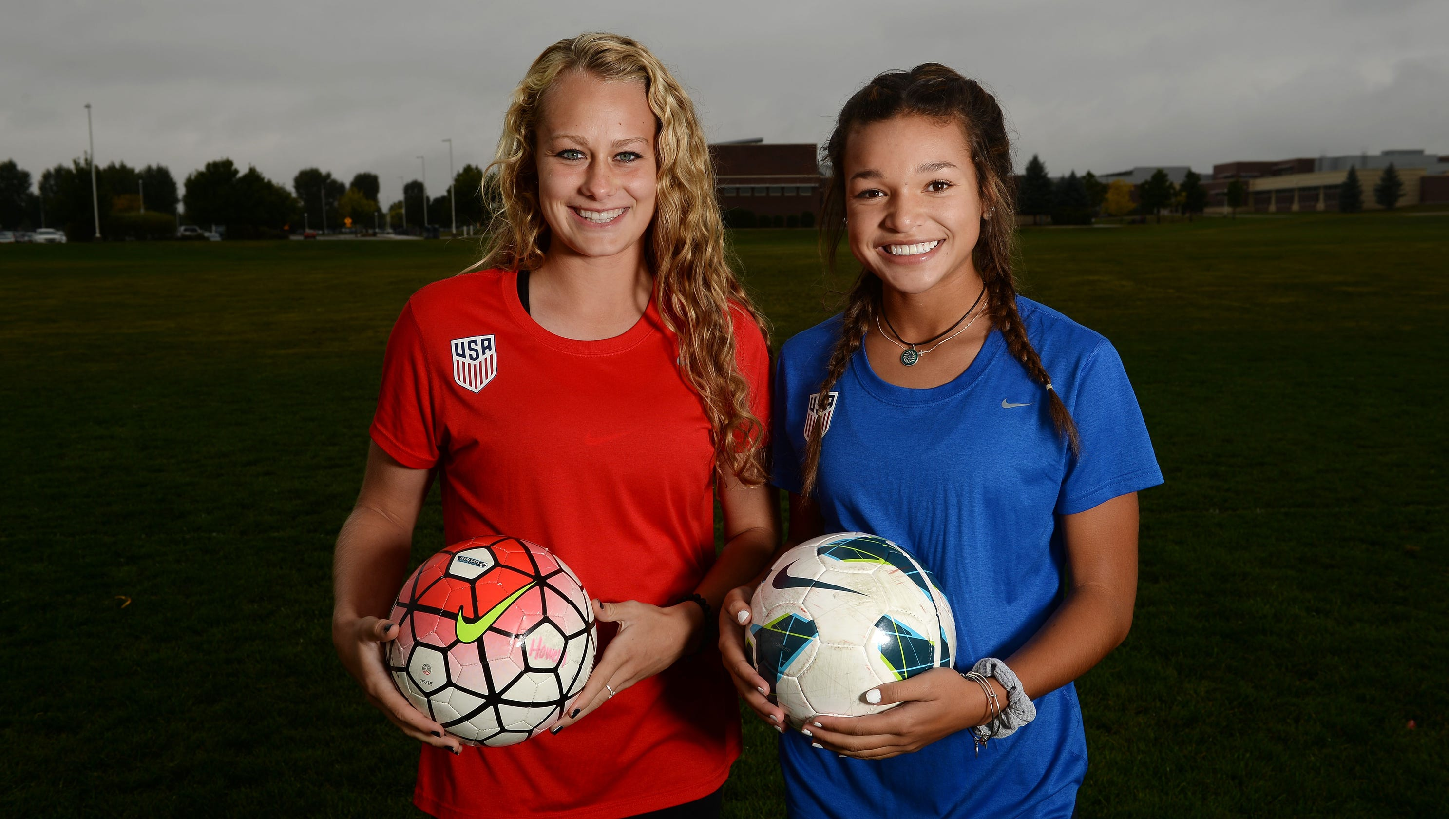 Former Northern Colorado soccer stars make debuts with U.S. national team