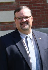 Chad Brown, Licking County Health Commissioner