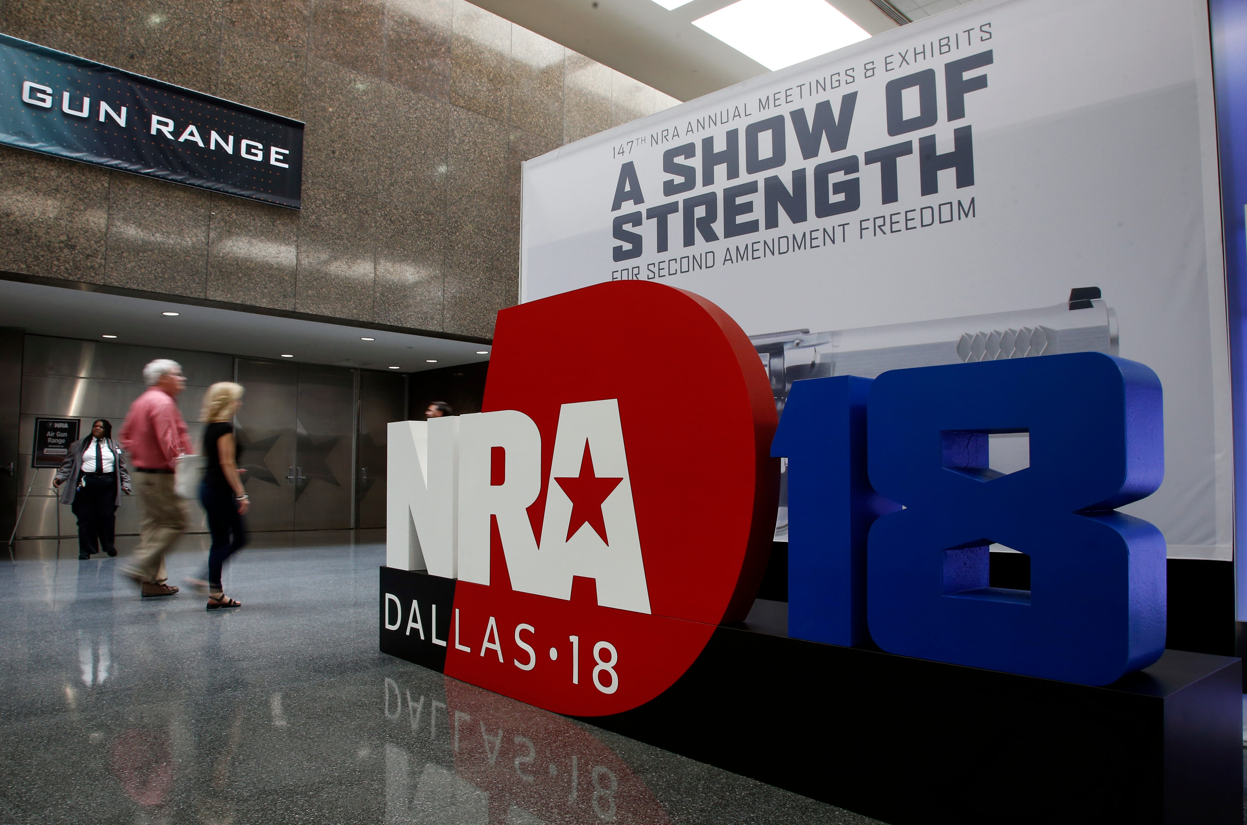 Is your bank account funding the NRA?