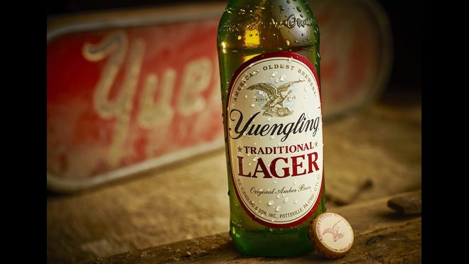 Yuengling, based in Pottsville, Pennsylvania, is believed to be the oldest brewery in the United States.