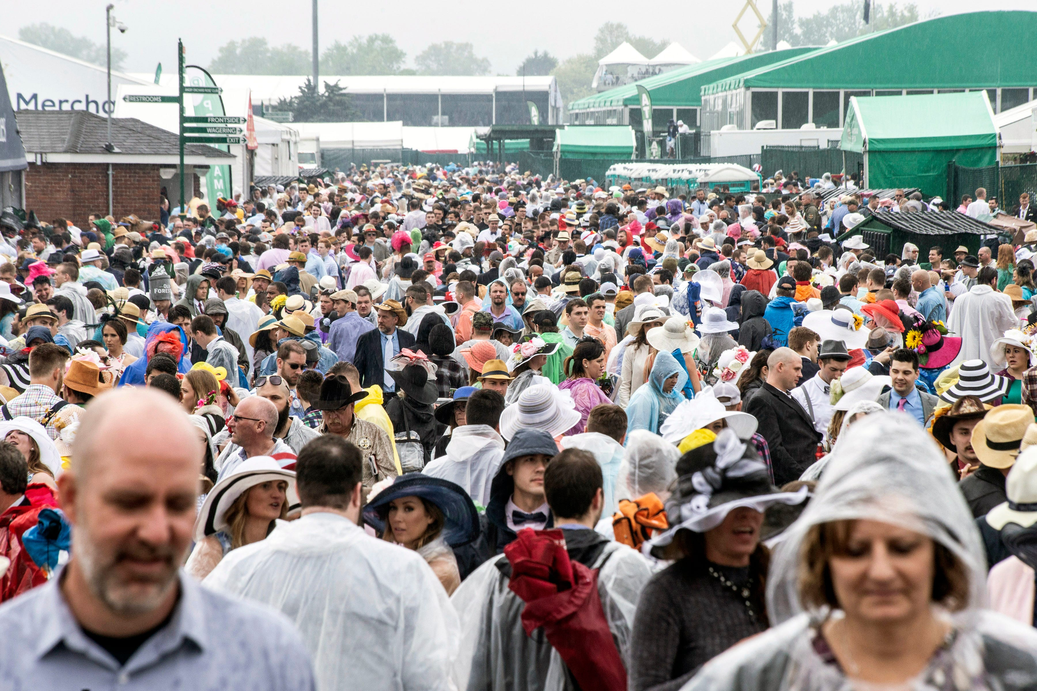 Don't get scammed this Kentucky Derby  Tips to avoid the ticket tricks