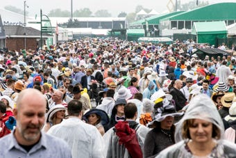 Don't get tricked by fake Kentucky Derby tickets. here are some tips to avoid getting scammed
