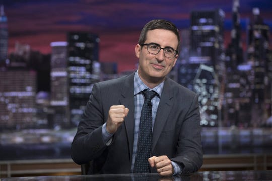 Oliver reveals moment that cracked Kavanaugh case wide open in Best of Late Night