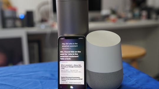 We asked Google Assistant, Amazon 's Alexa and Apple's Siri 150 questions. Here's who won.