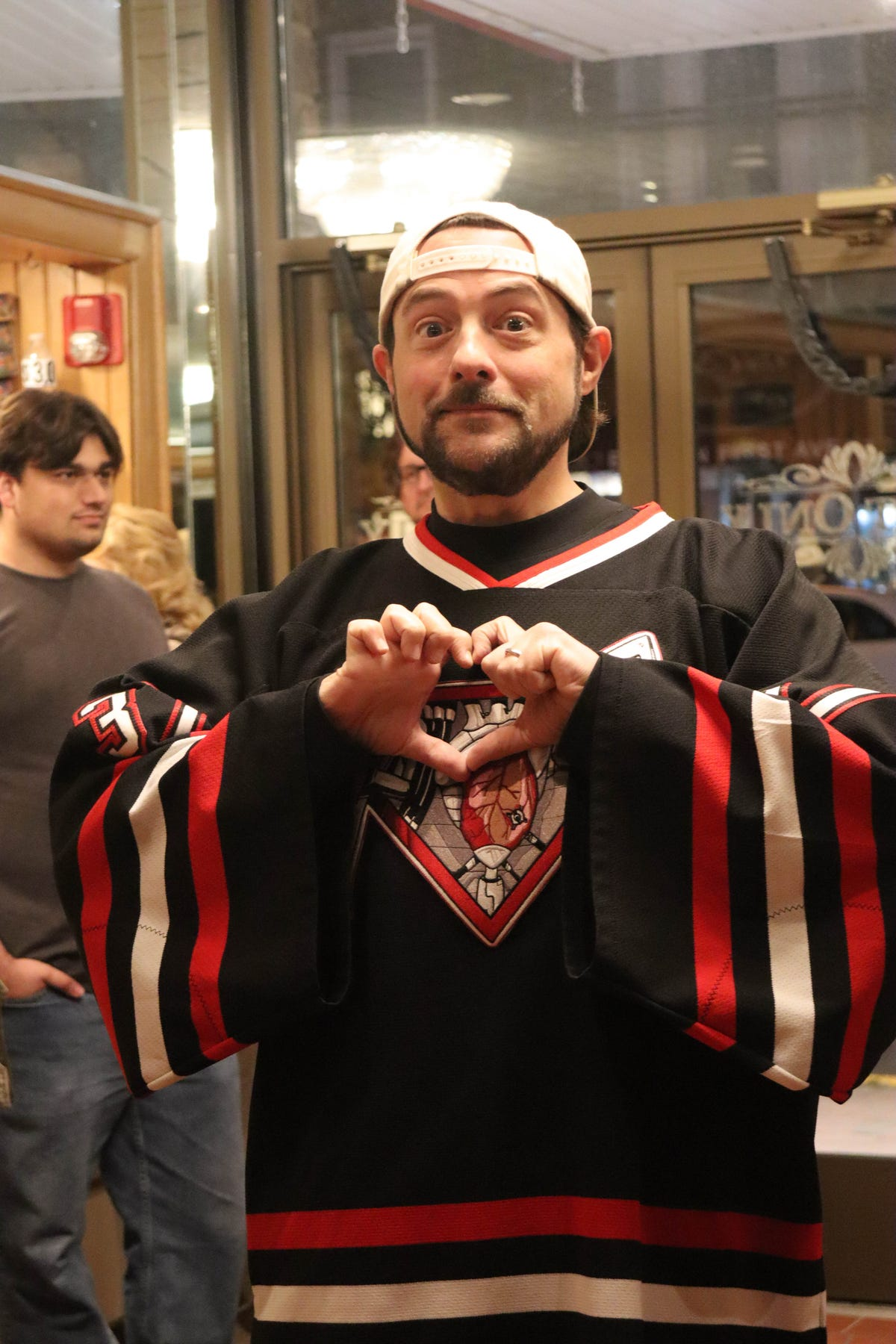 Kevin Smith on his weight loss story, vegan lifestyle