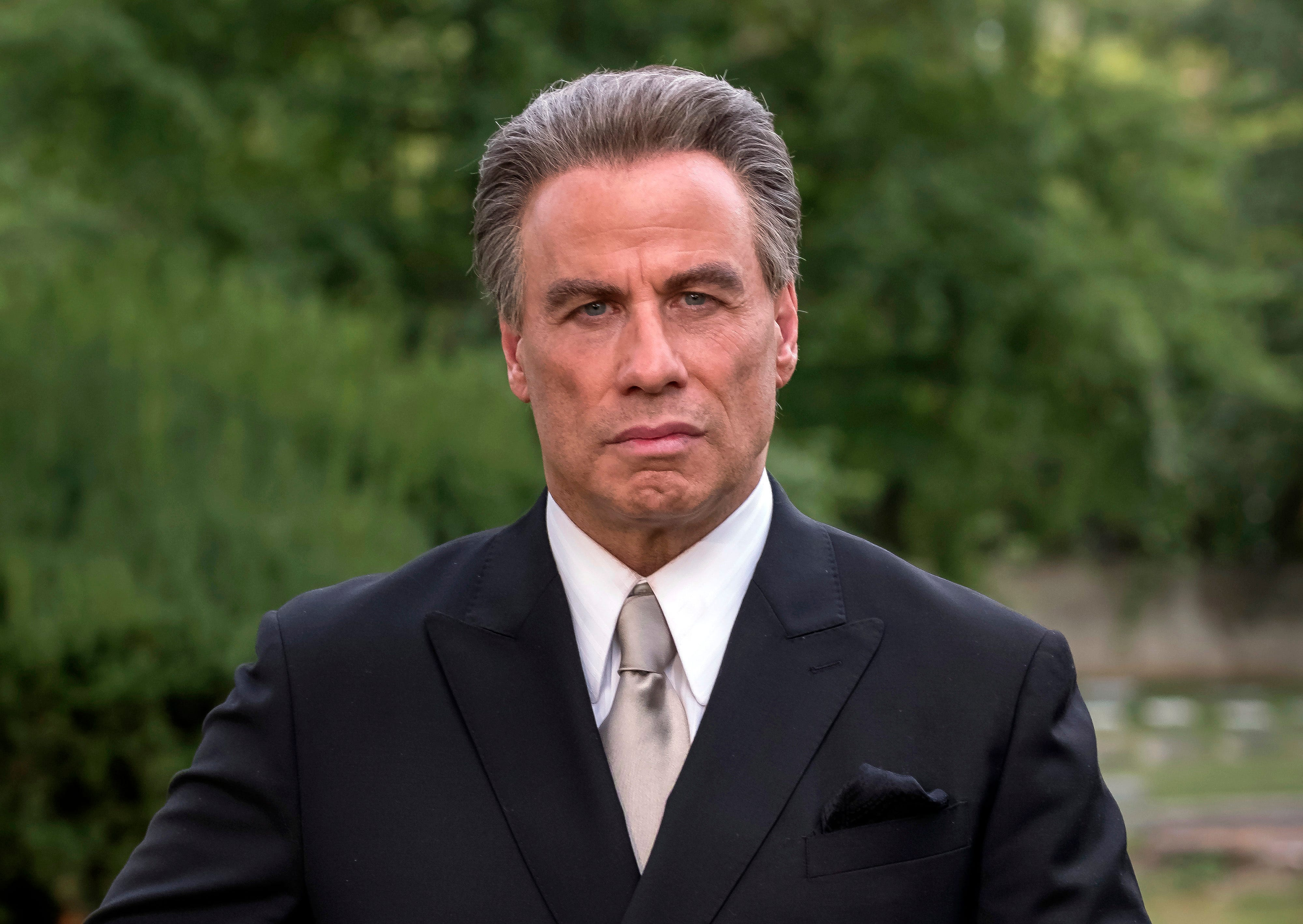 John Travolta stars as an infamous made man in 'Gotti' biopic