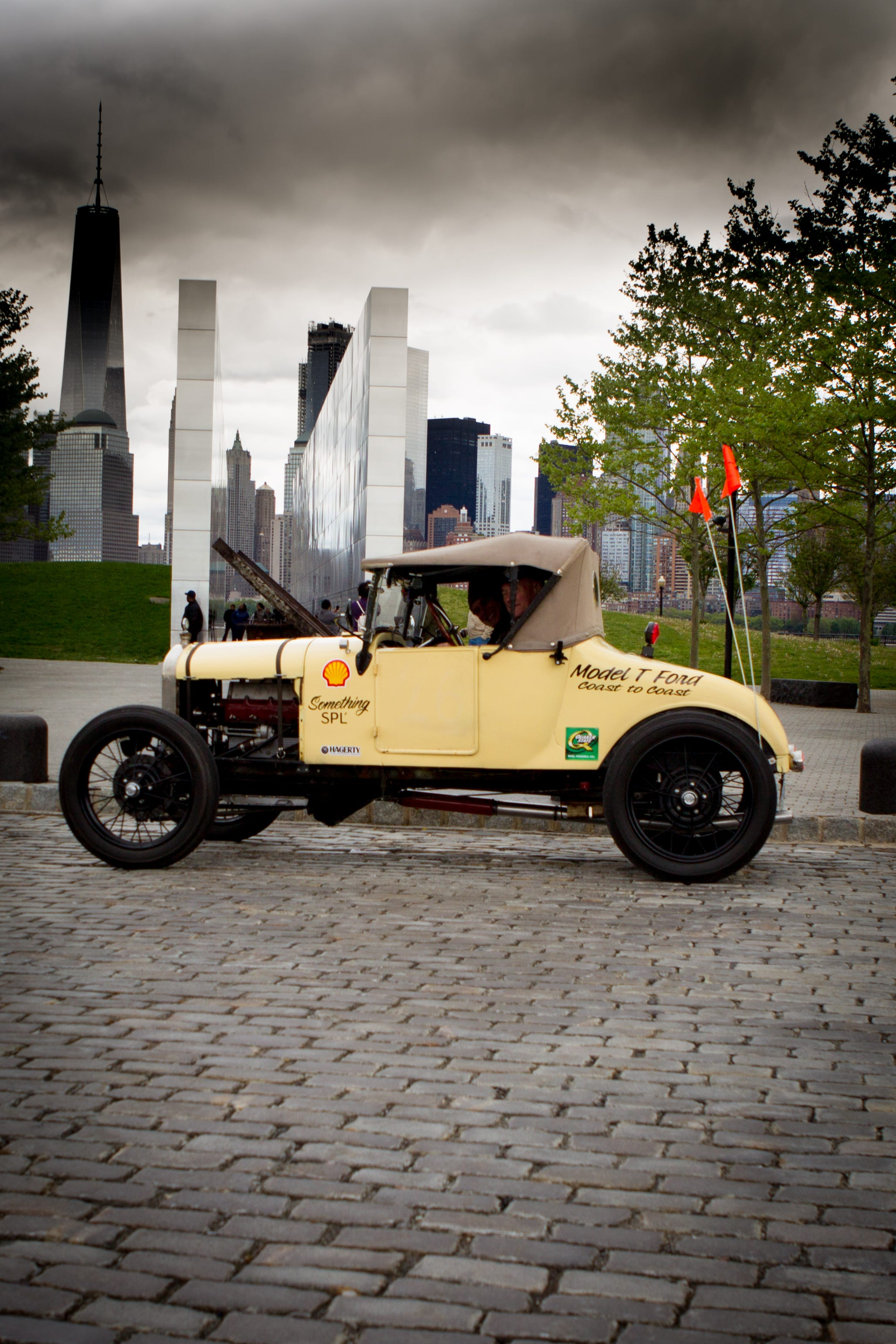Epic road trip: Coast to coast in a 1926 Ford Model T