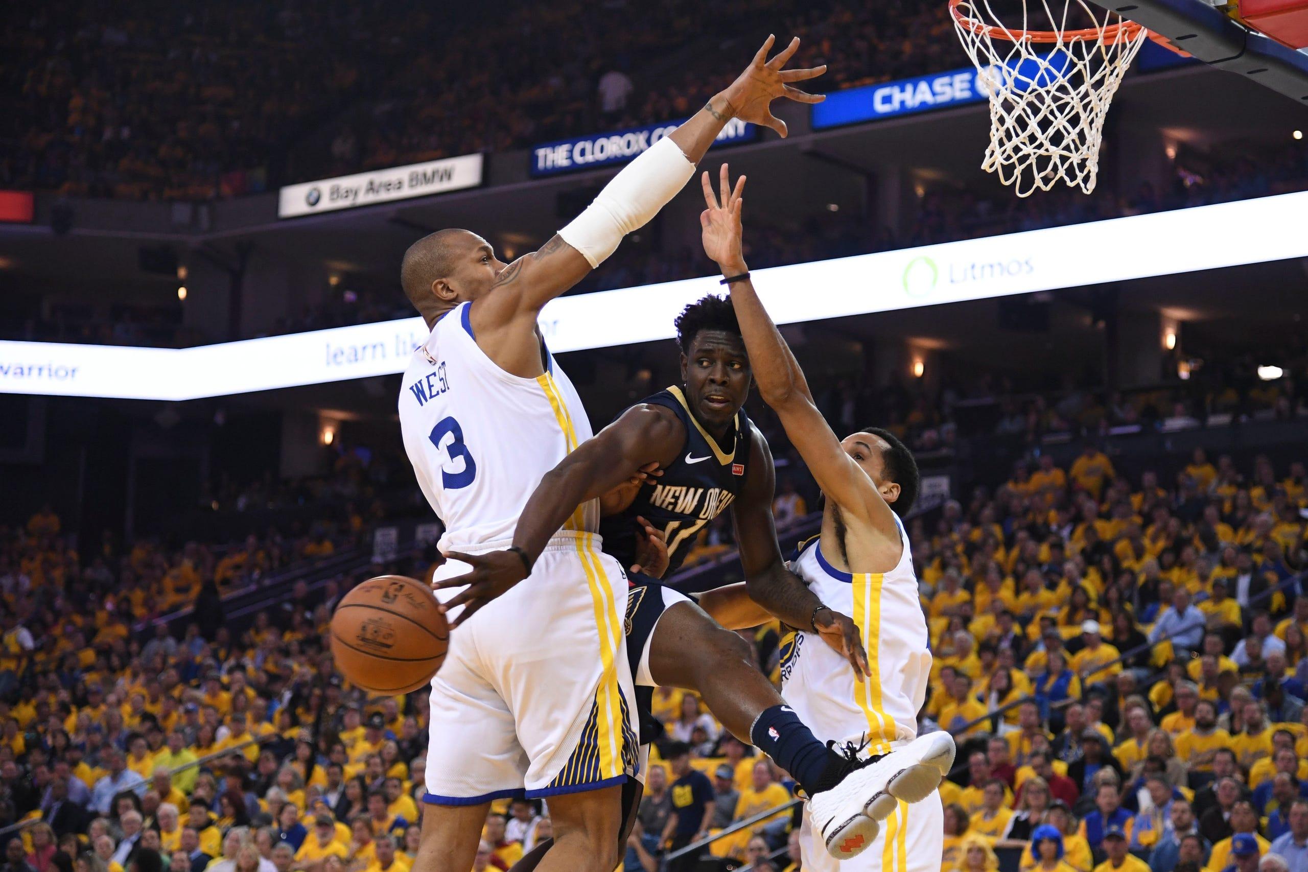 97544efc558d NBA playoffs  Best of the second round