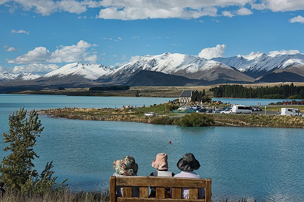 See the stunning and surreal on New Zealand's South Island | USA Today