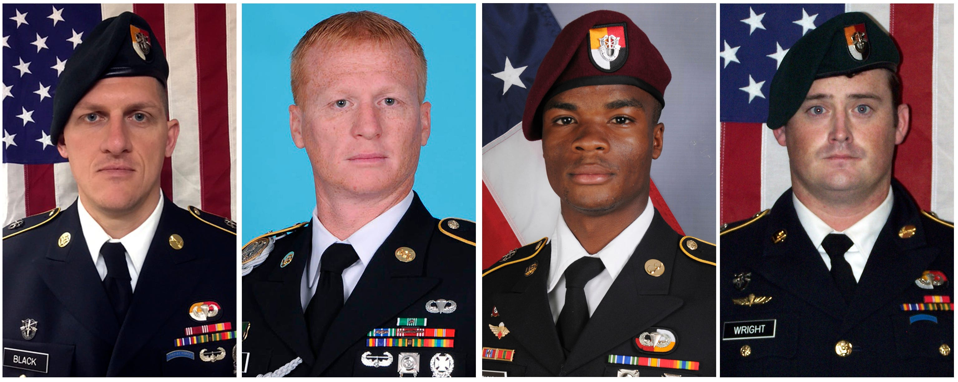 Senator says Niger mission that killed four Americans was illegal