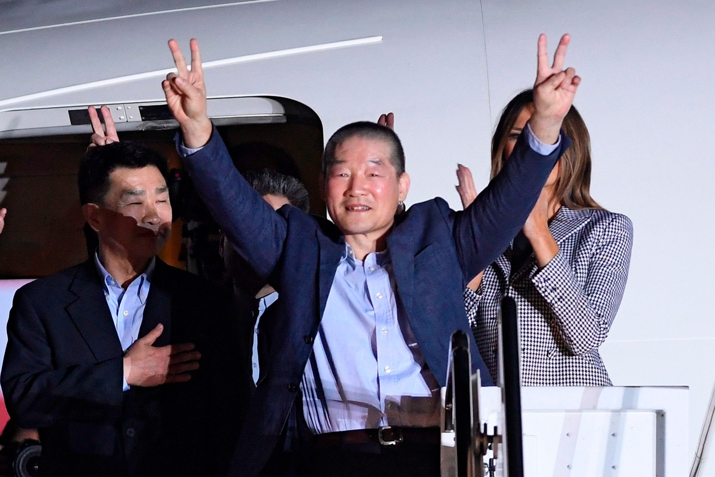 North Korea Frees 3 Americans Before Donald Trump Kim Jong Un Meeting