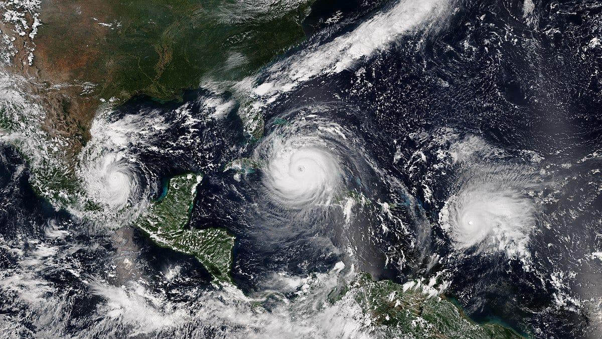 Thanks to El Niño, a 'below-normal' 2018 Atlantic hurricane season is now expected