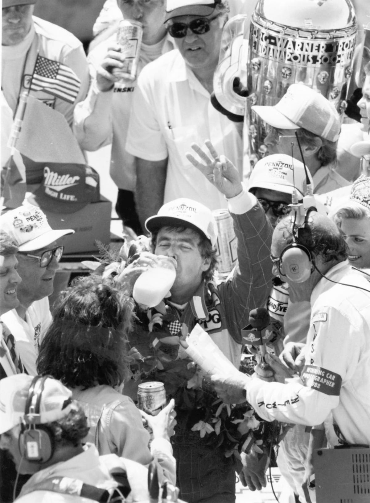 Indy 500: Why the winner drinks milk, and why it can't be buttermilk