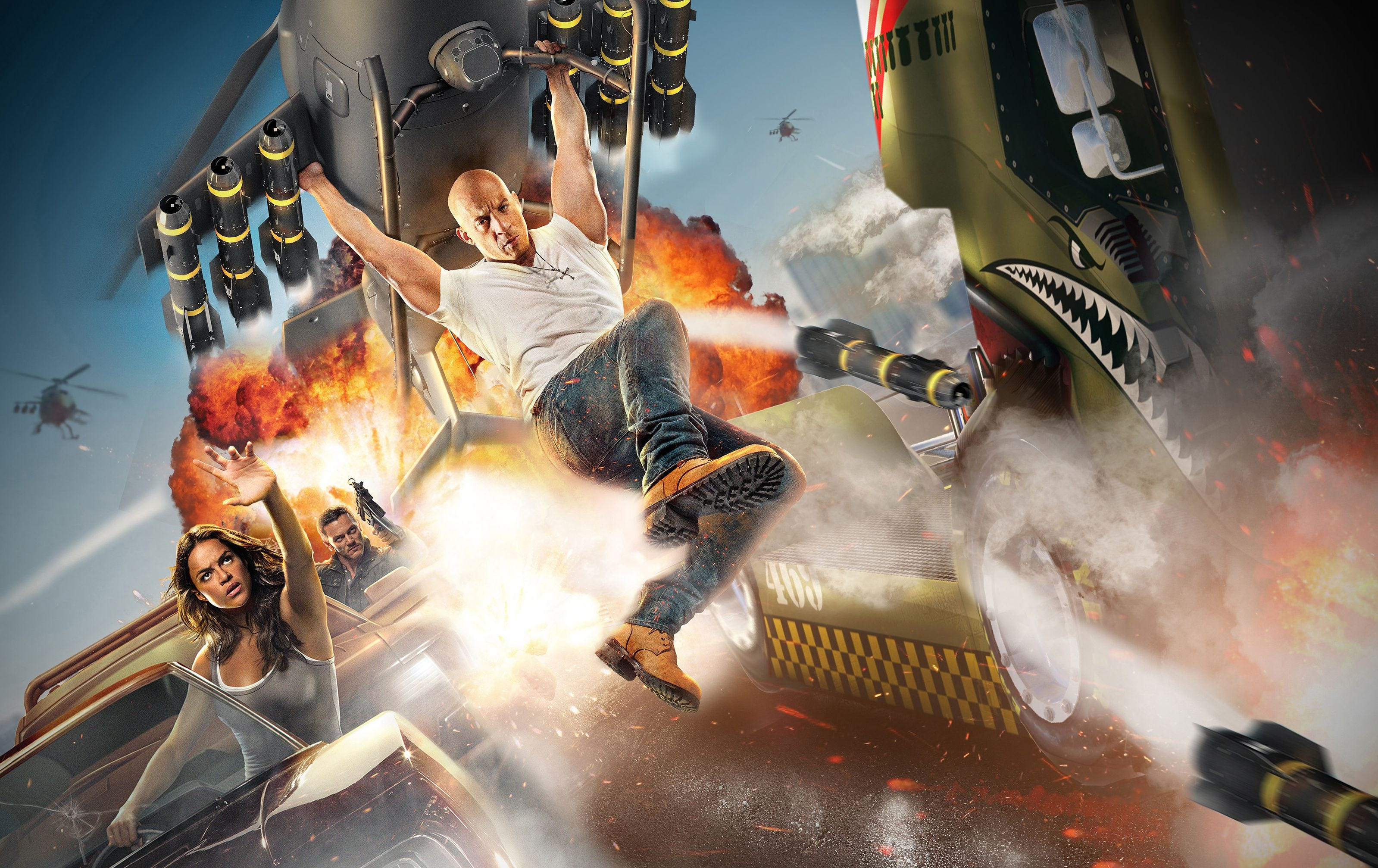 Universal Orlando's Fast & Furious – Supercharged: Does it live up to the movies? | USA Today