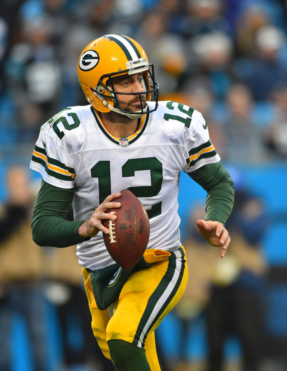 Aaron Rodgers not among highest-paid athletes, but Davante Adams is